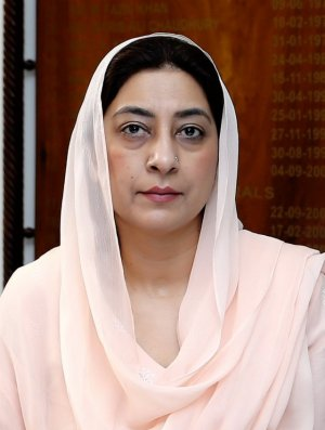 Dr. Samina Taslim Zehra